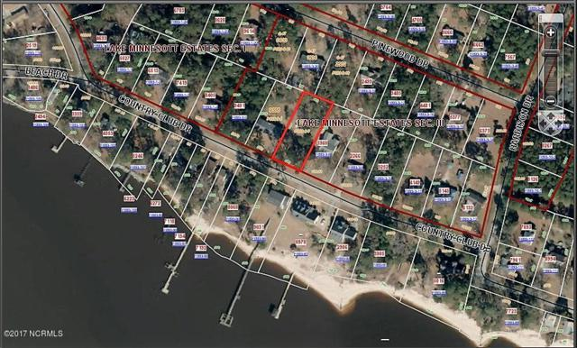 Lot 7 Country Club Drive, Minnesott Beach, NC 28510 (MLS #100064737) :: Century 21 Sweyer & Associates