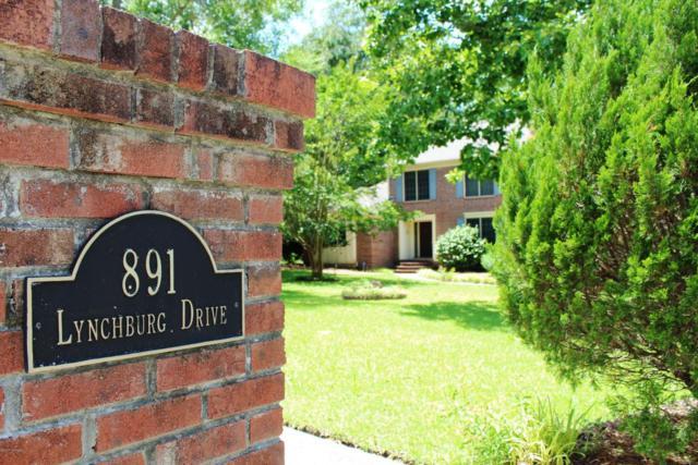 891 Lynchburg Drive, Jacksonville, NC 28546 (MLS #100064943) :: Century 21 Sweyer & Associates