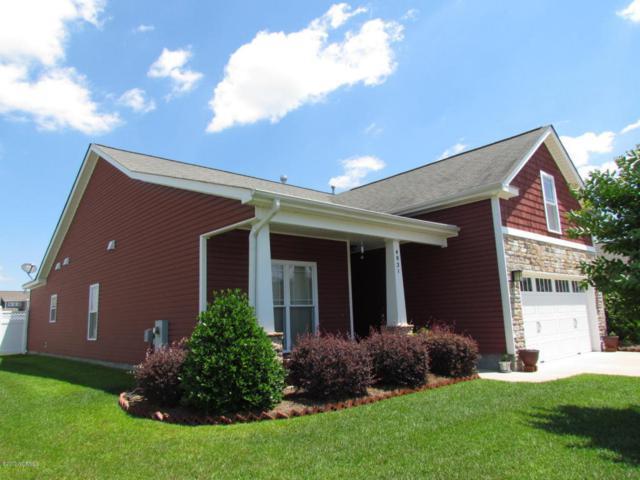 4021 Bluebill Drive, Greenville, NC 27858 (MLS #100064957) :: Century 21 Sweyer & Associates