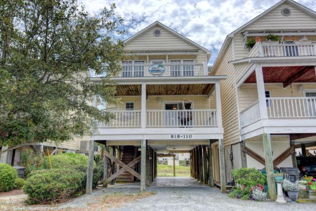818 N New River Drive #110, Surf City, NC 28445 (MLS #100065032) :: Century 21 Sweyer & Associates