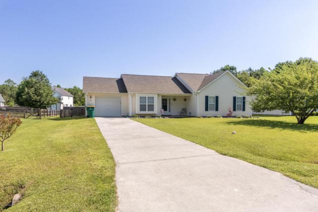 817 Main Street Ext, Swansboro, NC 28584 (MLS #100065092) :: Century 21 Sweyer & Associates