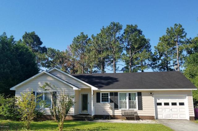 440 N Crestwood Drive, Wilmington, NC 28405 (MLS #100065283) :: Century 21 Sweyer & Associates