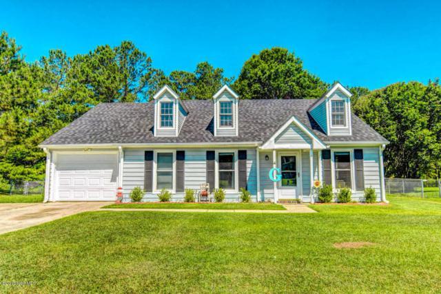212 Pebble Lane, Jacksonville, NC 28546 (MLS #100065387) :: Century 21 Sweyer & Associates