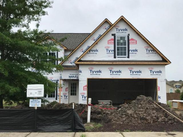 2321 Great Laurel Court, Greenville, NC 27834 (MLS #100065593) :: Century 21 Sweyer & Associates
