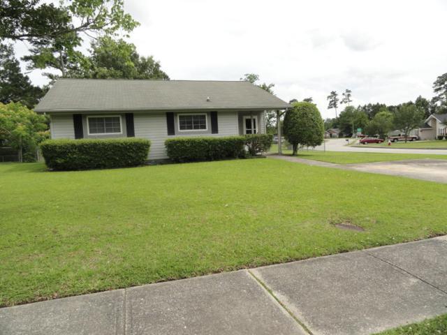 407 Dennis Road, Jacksonville, NC 28546 (MLS #100065813) :: Century 21 Sweyer & Associates