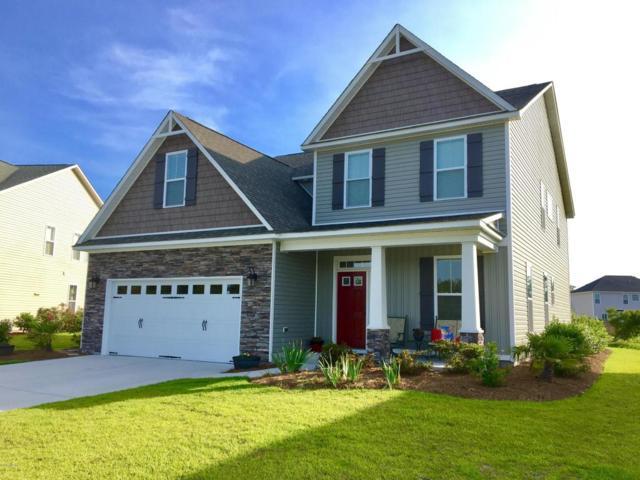 7056 Trailhead Road, Leland, NC 28451 (MLS #100065831) :: Century 21 Sweyer & Associates