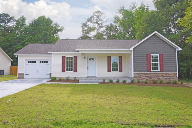 100 Hawsboro Court Lot 12, Jacksonville, NC 28540 (MLS #100065923) :: Century 21 Sweyer & Associates