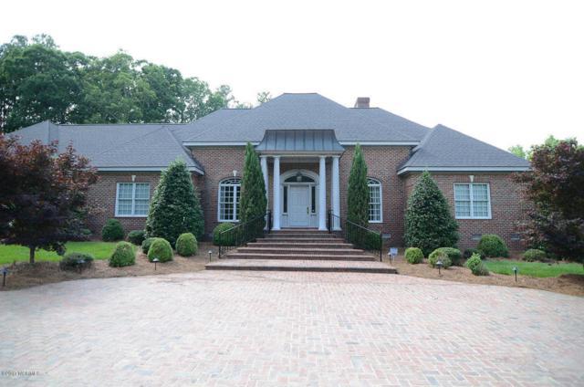 2700 Deerfield Lane N, Wilson, NC 27896 (MLS #100065957) :: Century 21 Sweyer & Associates