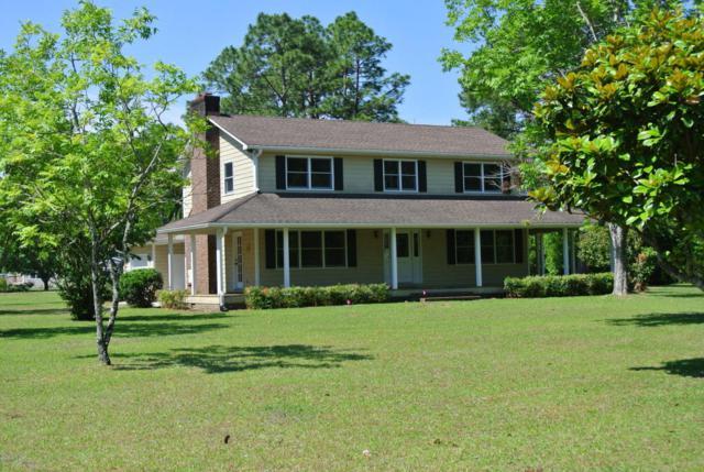 110 Country Haven Lane, Newport, NC 28570 (MLS #100065970) :: Century 21 Sweyer & Associates