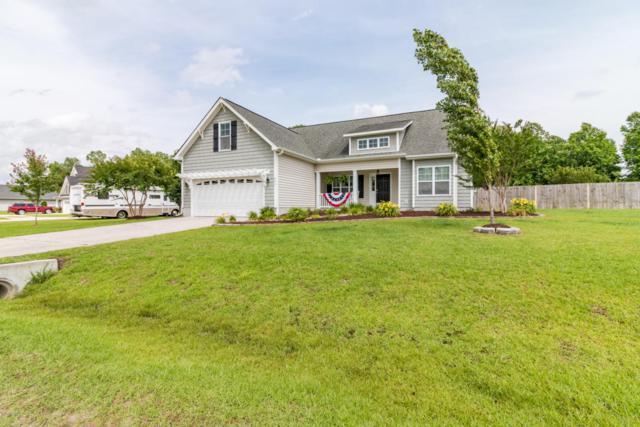 220 Blue Creek Farms Drive, Jacksonville, NC 28540 (MLS #100066017) :: Century 21 Sweyer & Associates
