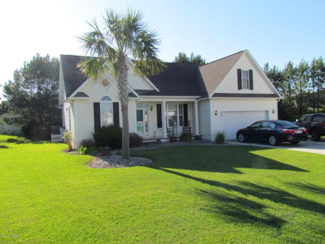305 Ransom Brook Court, Beaufort, NC 28516 (MLS #100066048) :: Century 21 Sweyer & Associates