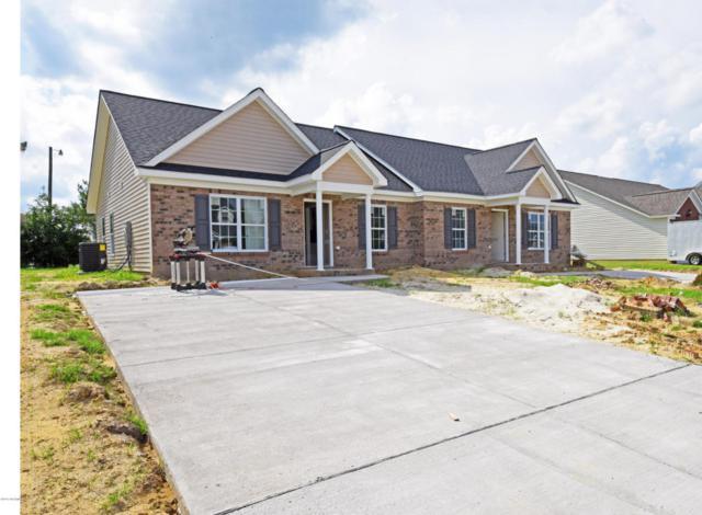 2536 Brookville Drive B, Greenville, NC 27834 (MLS #100066128) :: Century 21 Sweyer & Associates