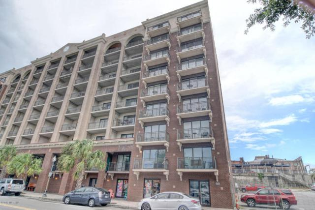 106 N Water Street #507, Wilmington, NC 28401 (MLS #100066594) :: Century 21 Sweyer & Associates