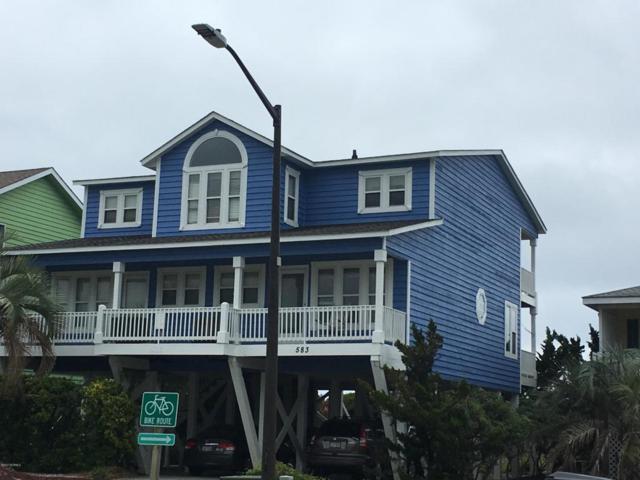 583 Ocean Boulevard W, Holden Beach, NC 28462 (MLS #100066605) :: Century 21 Sweyer & Associates