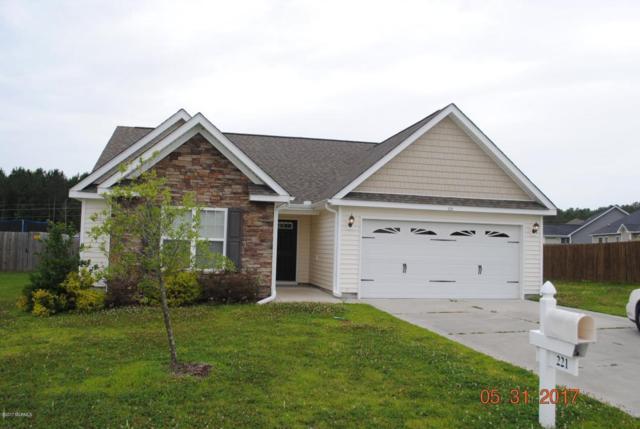 221 Merin Height Road, Jacksonville, NC 28546 (MLS #100066616) :: Terri Alphin Smith & Co.