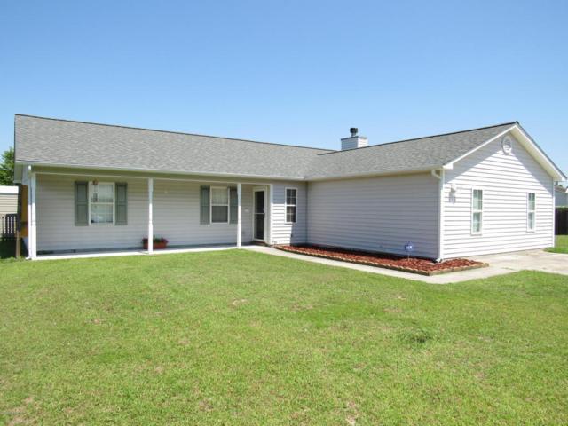 320 Steller Road, Jacksonville, NC 28540 (MLS #100066622) :: Century 21 Sweyer & Associates