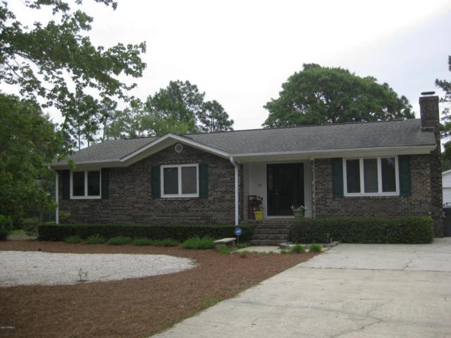 741 Eden Road, Southport, NC 28461 (MLS #100066752) :: Century 21 Sweyer & Associates
