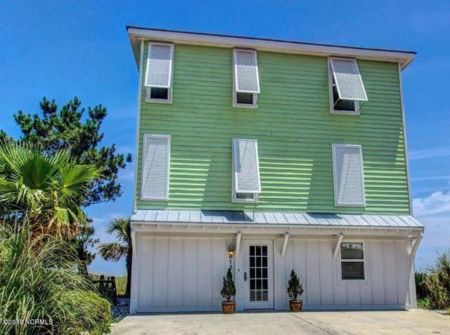 813 Fort Fisher Boulevard S, Kure Beach, NC 28449 (MLS #100066831) :: RE/MAX Essential