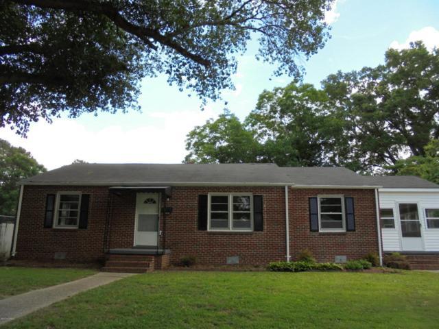212 Thurston Drive W, Wilson, NC 27893 (MLS #100066941) :: Century 21 Sweyer & Associates