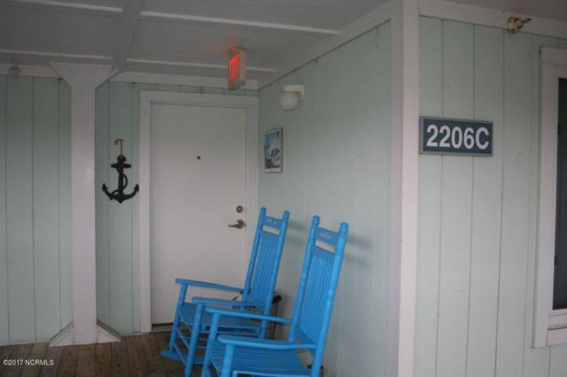 2206 Fort Fisher Boulevard S C, Kure Beach, NC 28449 (MLS #100066948) :: Century 21 Sweyer & Associates