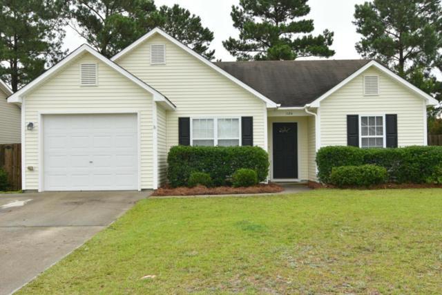 1184 Amber Pines Drive, Leland, NC 28451 (MLS #100067084) :: Century 21 Sweyer & Associates