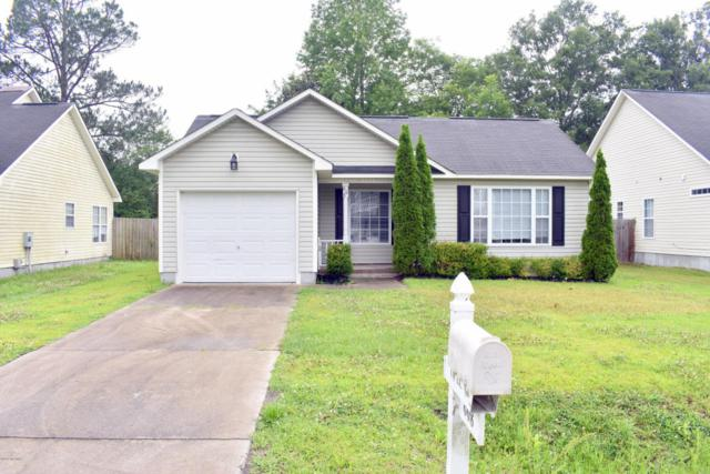 608 Mattocks Avenue, Maysville, NC 28555 (MLS #100067106) :: Courtney Carter Homes