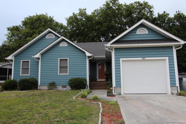 423 Trott Street, Oak Island, NC 28465 (MLS #100067210) :: Century 21 Sweyer & Associates