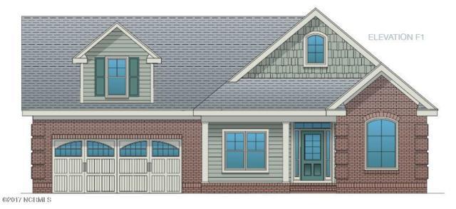 2450 Meridian Road NE, Leland, NC 28451 (MLS #100067217) :: Century 21 Sweyer & Associates