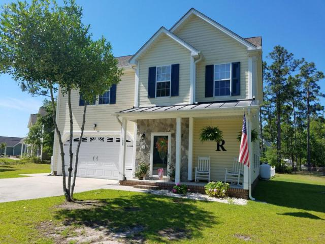 122 Bobwhite Circle, Cape Carteret, NC 28584 (MLS #100067263) :: Courtney Carter Homes