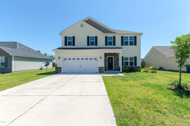 706 Radiant Drive, Jacksonville, NC 28546 (MLS #100067277) :: Courtney Carter Homes