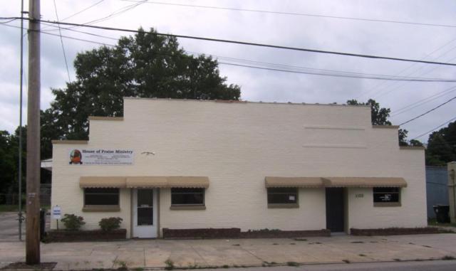 1102 Downing Street SW, Wilson, NC 27893 (MLS #100067317) :: Century 21 Sweyer & Associates