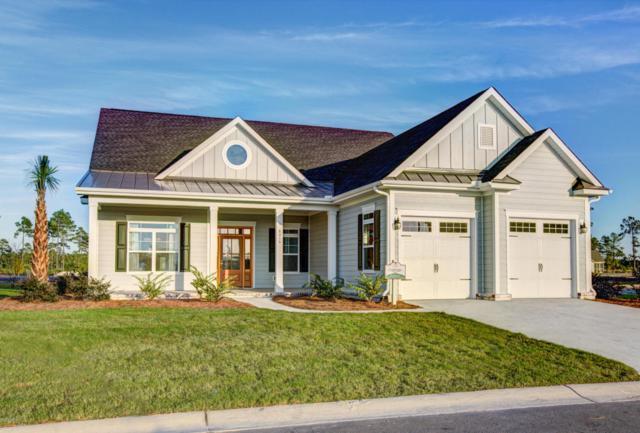 8414 South Shoreside NE, Leland, NC 28451 (MLS #100067419) :: Century 21 Sweyer & Associates