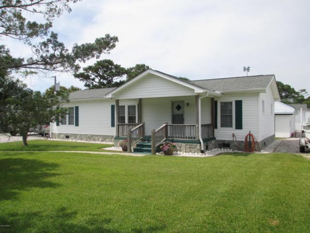 115 Diamond City Drive, Harkers Island, NC 28531 (MLS #100067690) :: Century 21 Sweyer & Associates