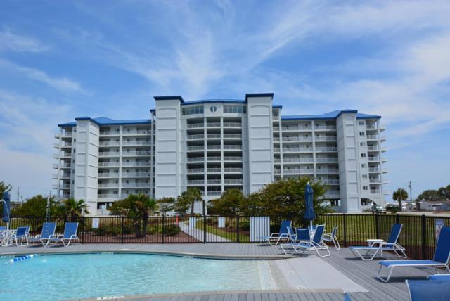 1550 Salter Path Road #708, Indian Beach, NC 28512 (MLS #100067713) :: David Cummings Real Estate Team
