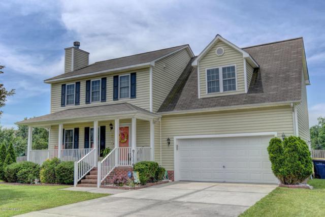 204 Bishopsgate, Jacksonville, NC 28540 (MLS #100067749) :: Century 21 Sweyer & Associates