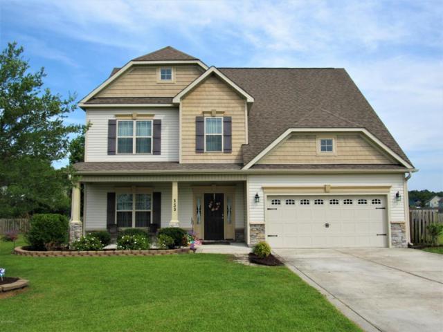 153 River Winding Road, Jacksonville, NC 28540 (MLS #100067823) :: Century 21 Sweyer & Associates