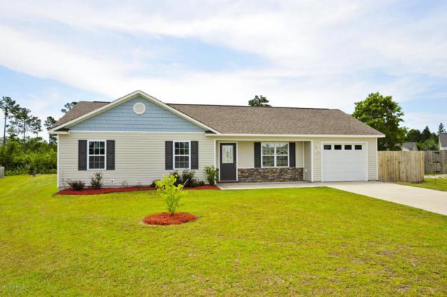 266 Rowland Drive, Richlands, NC 28574 (MLS #100067940) :: Century 21 Sweyer & Associates
