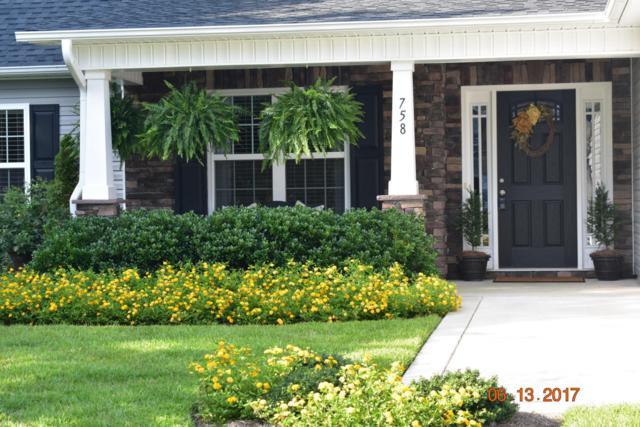 758 Radiant Drive, Jacksonville, NC 28546 (MLS #100068005) :: Terri Alphin Smith & Co.