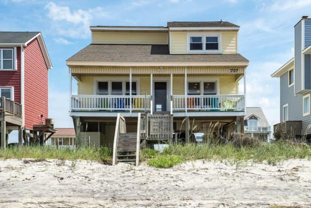 727 W Beach Drive, Oak Island, NC 28465 (MLS #100068105) :: Century 21 Sweyer & Associates