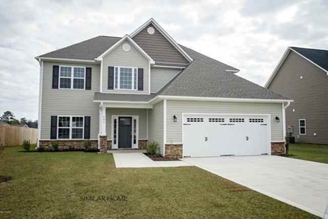 528 Saratoga Way, Sneads Ferry, NC 28460 (MLS #100068194) :: Century 21 Sweyer & Associates