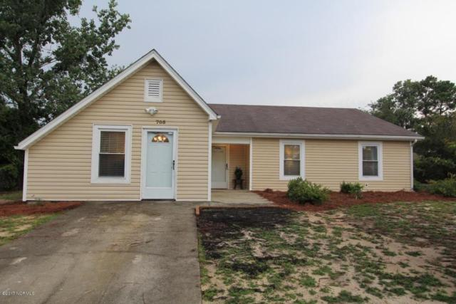 705 Arnold Road, Wilmington, NC 28412 (MLS #100068289) :: Century 21 Sweyer & Associates