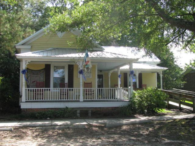 104 N Dickerson Street, Burgaw, NC 28425 (MLS #100068304) :: Century 21 Sweyer & Associates