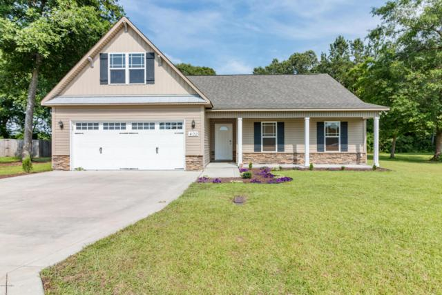 402 Duster Lane, Richlands, NC 28574 (MLS #100068344) :: Terri Alphin Smith & Co.