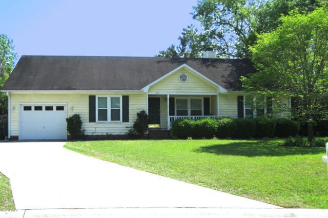 601 Bracken Fern Drive, Wilmington, NC 28405 (MLS #100068392) :: Century 21 Sweyer & Associates