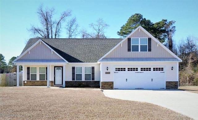 111 Gobblers Way, Richlands, NC 28574 (MLS #100068427) :: Terri Alphin Smith & Co.