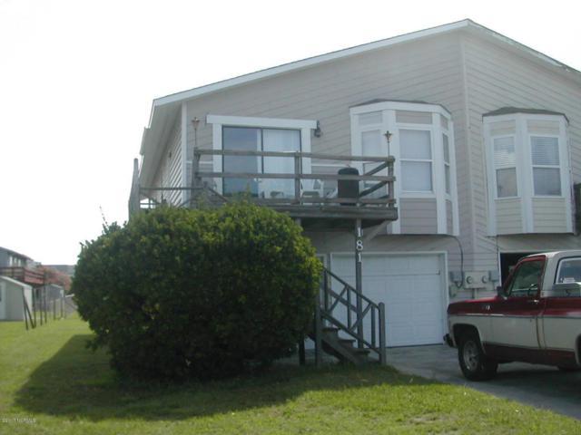 181 Sea Gull Lane, North Topsail Beach, NC 28460 (MLS #100068511) :: Century 21 Sweyer & Associates