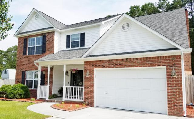 108 E Carrington Way, Jacksonville, NC 28546 (MLS #100068519) :: Century 21 Sweyer & Associates