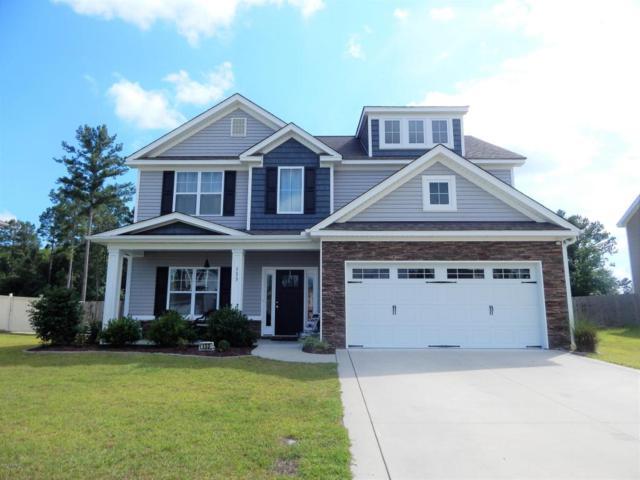 133 Peytons Ridge Drive, Hubert, NC 28539 (MLS #100068534) :: Terri Alphin Smith & Co.