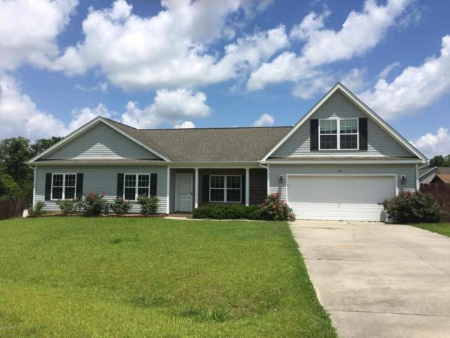 104 Cartwright Court, Richlands, NC 28574 (MLS #100068575) :: Terri Alphin Smith & Co.