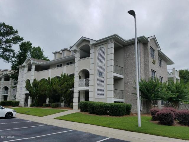 908 Resort Circle #302, Sunset Beach, NC 28468 (MLS #100068812) :: Century 21 Sweyer & Associates